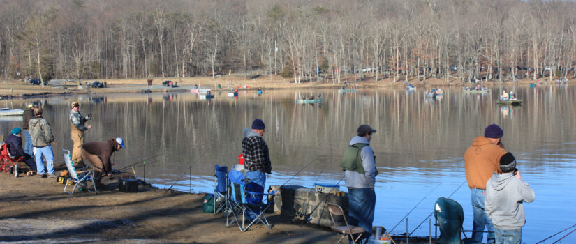 FISHING SPOTS IN MARYLAND