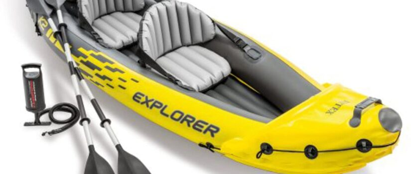 Challenger k2 kayak review